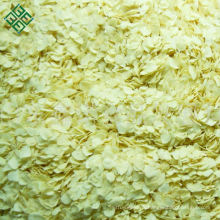 White dehydrated manufacturers garlic flakes slices