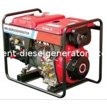 4kw 170a Diesel Welding Generator / Portable Generator Set
