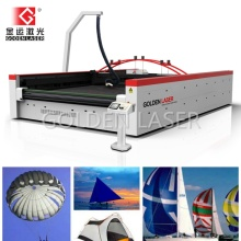 Large Area Sailcloth Cutting Laser Machine