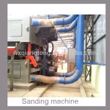 4 pies de doble cara máquina de lijado pesado para MDF / tableros de partículas / HPL