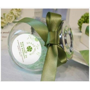 Glass Biscuit Bottle, Glass Canister for Cookies