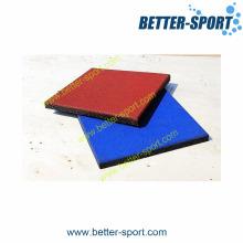 Rubber Tile, Rubber Flooring Tile, EPDM Rubber Tile