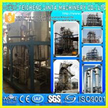Ligne de production d'alcool / éthanol à l'usine de distillation d'alcool et d'éthanol