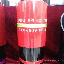 Uso para acoplamento de API de canalização de óleo