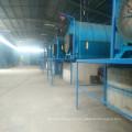 Máquina de pirolizar continua para el neumático y plástico para obtener diesel para camiones