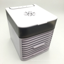 Air Cooler Portátil Mini Ventilador umidificador Portátil Pessoal