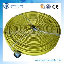Плоский шланг высокого давления воздуха Mantex для орошения и компрессор