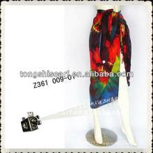printed beach sarong pattern