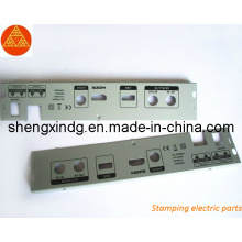 Stamping Electric Aluminium Machine Parts (SX033)