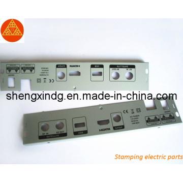 Stamping Electric Aluminium Machine Parts (SX033)