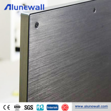 Colorful WaterproofTV Backboard aluminum composite panel