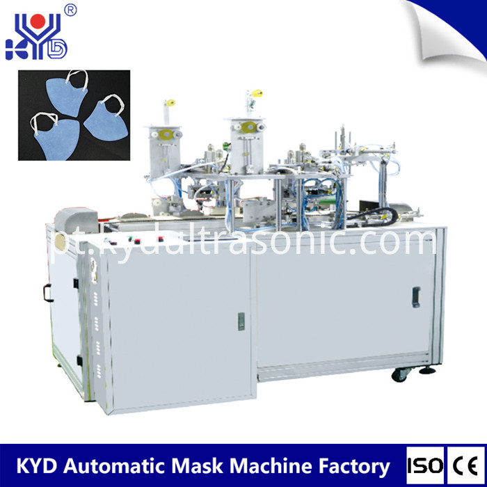 folding type earloop welding machine