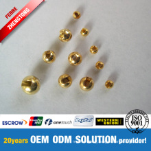 High-Density Tungsten Beads Fishing Sinker