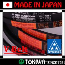 Mitsuboshi Cinturón M, A, B, C, D, E Cinta roja V. Hecho en Japón (correa del cortacéspedes de césped)