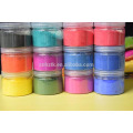 Polvo de pigmento termocromático / pigmento cambiante de color de temperatura