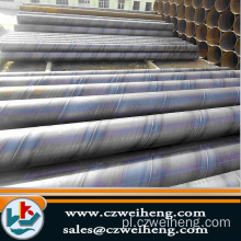 API 5L / ASTM A53 Erw Steel Pipe 45# 20#