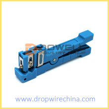 Fiber Optic Stripper 45-163 Coaxial Stripper DW-45-163