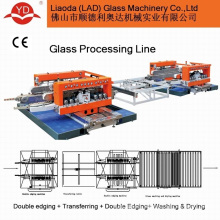 Manufacturer Glass Processing Horizontal Glass Double Edging Machine