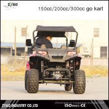 4X4 UTV Utility Vehicle 150cc / 200cc / 300cc Moteur avec une roue en alliage de 10 pouces