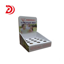 China New Product for China Cardboard Countertop Displays,Makeup Display Stand,Cardboard Exhibition Stand,Shop Display Stands Supplier Hand wash paper display stands export to South Korea Manufacturer