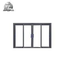 cadre de porte en aluminium enduit de poudre anodisée