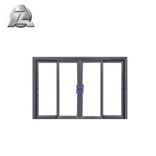 anodized powder coated aluminium doors frame