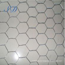 Malla de alambre hexagonal de malla de 25 mm en China