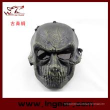 Cara cheia proteger rosto militar DC-04 máscara máscara de Paintball Airsoft