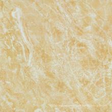 Yelllow Color Polish Glazed Tiles for Flooring (8D629)