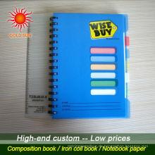 Großhandel Billig Custom Design Korean Japanese Notebook