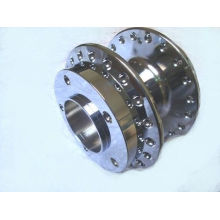 Custom Cnc Motorcycle Parts Made From Aluminum With Polished Surface Treatment