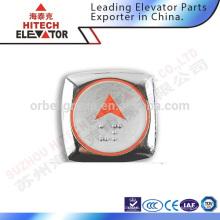 Botão de chamada DC24V / luz vermelha / elevador / BA550