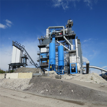 CSM Container Asphalt Mixing Plant With Large Capacity