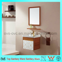 Best Sellling New Style Sanitary Ware Alumimun Cabinet for Hotel