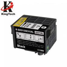 KingTech Compatible Printer Black Ink Cartridge T2331 /  T2331XL for WorkForce WF M1030 M1560 printer