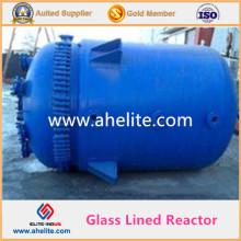 Jacket Glass Lined Reactor Vessel