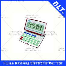 Calculateur de taille de poche amovible à 12 chiffres (BT-2020)