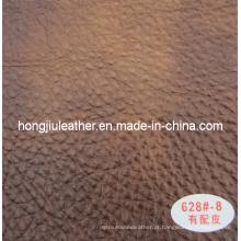 Especial de couro de imitação usado na Europa tipo sofá de couro (Hongjiu-628 #)
