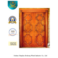 Classic Style Double Door for Exterior (s-1020)
