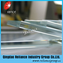 6mm / 8mm / 10mm Ultra Clear Float Glas / transparentes Glas mit Ce Zertifikat / Fensterglas