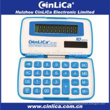 JS-10H 10 digit solar power calculator electronic calculator