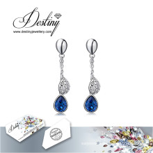 Destiny Jewellery Embellished with Crystals From Swarovski Earrings Temperament Earrings