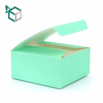 custom printing facial mask packaging tuck end folding box