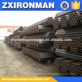 Q 235 A XR soldada tubo/tubo de aço