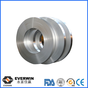 8011 O 0.16mm Thickness Aluminium Strip Ceiling