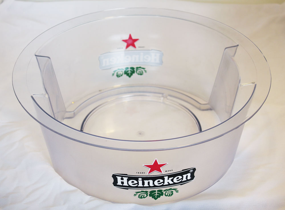 Big size wine ice bucket for sale