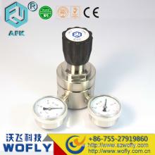 6000PSI SS316L Regulador de presión de riego