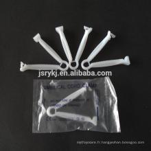 Bracelet à cordon ombilical à qualité PE avec CE ISO