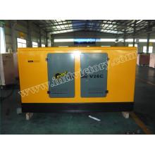 28kw / 35kVA Quanchai Silent Diesel Power Generator Conjunto de modelo V32q