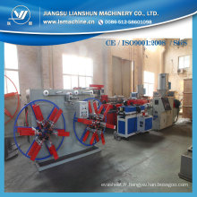 PP/PE/PVC simple paroi tube ondulé Machine/PVC tube faisant la Machine